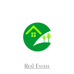 Home garden logo.