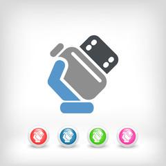 Photo service icon