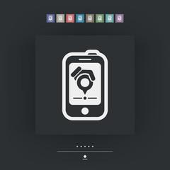 Phone navigation system