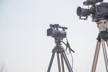 Modern digital video cameras