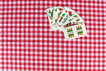 Schafkopf, Spielkarten, Bayern