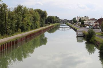 Poster Channel canal de Beautor