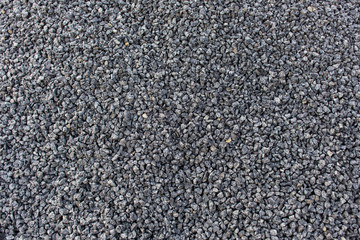Crushed stone texture background