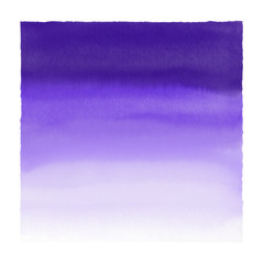 Watercolour ombre background