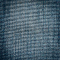 close up old jeans texture and background with space.