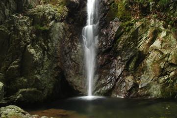 日本の滝_兵庫県_独鈷の滝