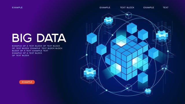 Big data Web Banner