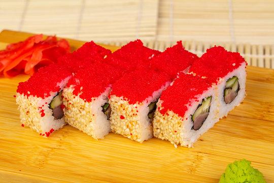 Delicious makoto rolls
