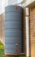 A Rain Water Tank