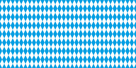 bavaria flag background blue and white Fototapete
