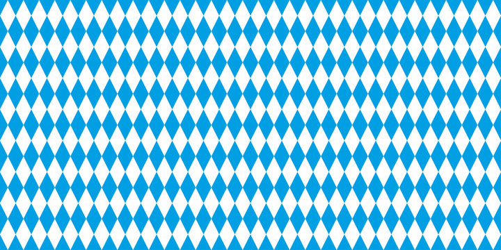 bavaria flag background blue and white