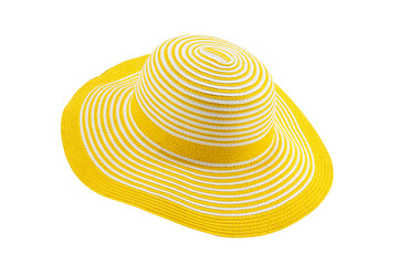 1af290f6 Sun Hat isolated on white background with clipping path - Buy this ...
