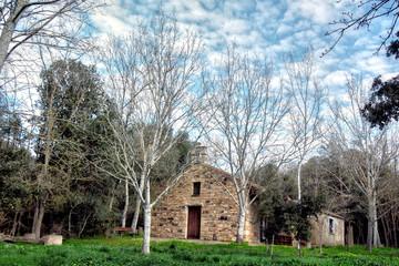 Santa Maria Angiargia's Church