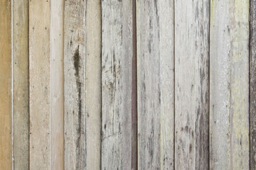 Vertical Line of Wood background texture