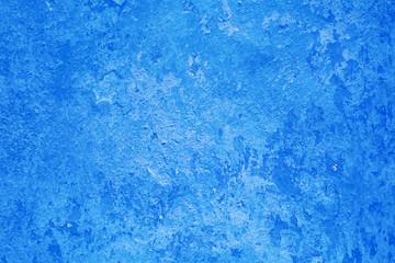Blue grunge surface, background
