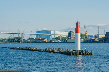 Leuchtturm Stralsund