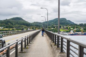 Most w norwegi