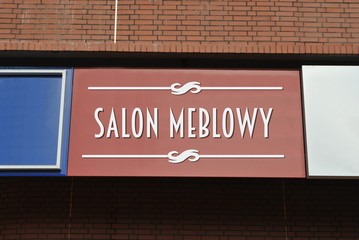 Fototapeta Salon meblowy obraz