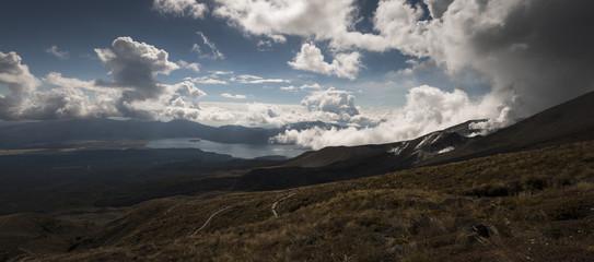 Tongariro Alpine Crossing, Tongariro National Park, NZ