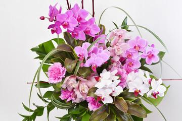 Phalaenopsis Orchids Floral Arrangement