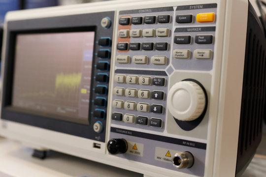 digital spectrum analyzer