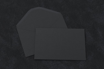envelope on background