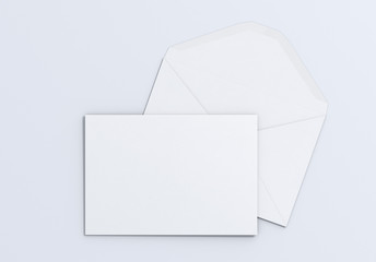 envelope on background