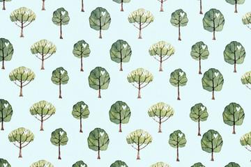 背景 樹木