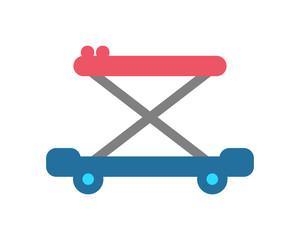 baby grunge image vector icon logo symbol