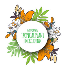 tropical floral bunch 3