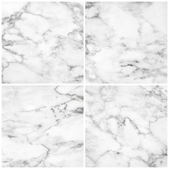 White marble texture background space pattern with high resolution