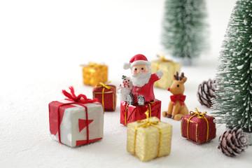 クリスマスイメージ 楽しいクリスマス
