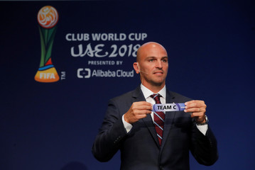 Official Draw for the FIFA Club World Cup UAE 2018