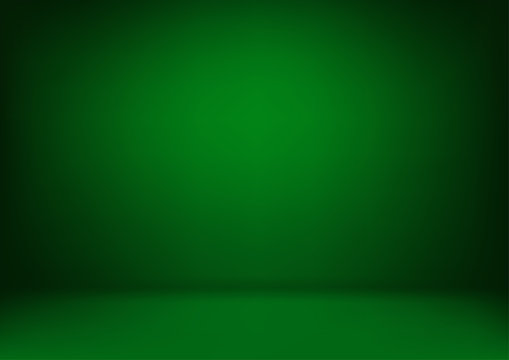 Luxury green abstract background. Christmas Valentines layout design,studio,room. Business report with smooth circle gradient color. Vector illustration