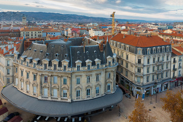 Valence is historical city of France