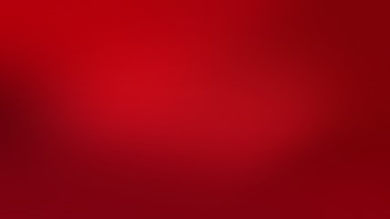 Abstract background red blur gradient with bright clean ,Christmas background