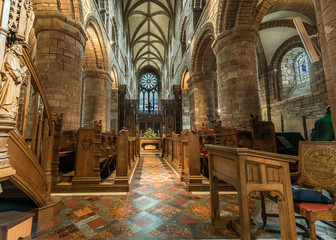 St Magnus Cathedral Interior