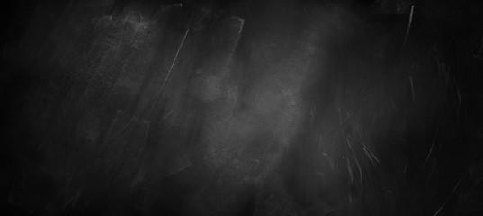 Blackboard or chalkboard black background