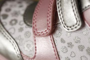 Babyschuh Detail