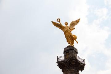 Ángel de la Independencia, Paseo de la Reforma, México
