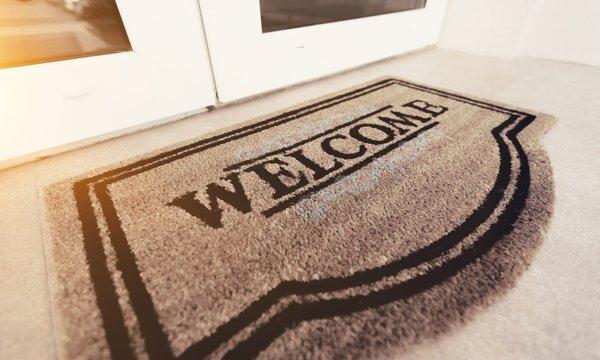 Doormat.