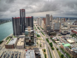 Detroit is a major City and Urban Center in Michigan