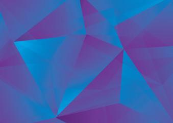 Purple polygonal background1