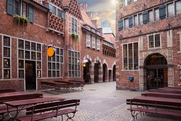 Bremen Böttcherstaße
