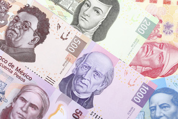 Mexican Pesos, a business background