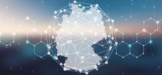Deutschland Technologie Netzwerk