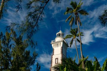 Tahiti venus point lighthouse of robert louis stevenson
