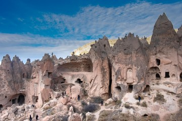 cappadocia, kapadokya