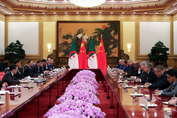 President Xi Jinping Meets Foreign Leaders