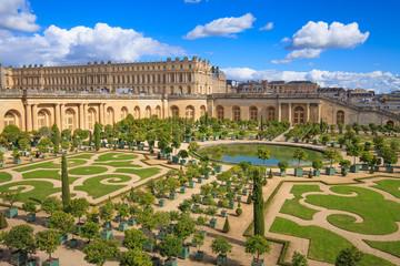 Château de Versailles et orangerie